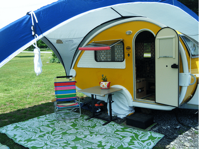 Goedkope Badkamer Montage ~ retro caravan 4 ? Caravanity  happy campers lifestyle