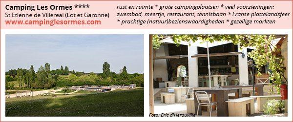 Kleine camping, charme camping, Frankrijk, glamping, bijzondere camping