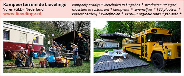 Camping Lievelinge, bijzondere camping, zwemvijver, camping Lingebos,