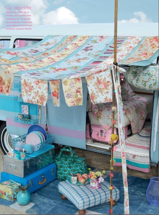 Luifel caravan