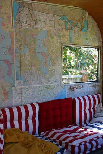 Behang maps