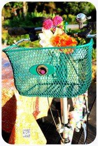 Hippe fiets