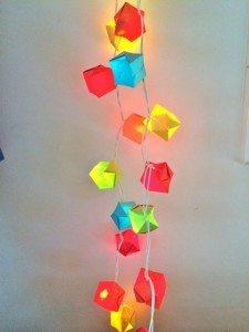 Origami lichtslinger 2