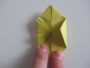 origami waterballon vouwen 15