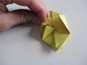 origami waterballon vouwen 17