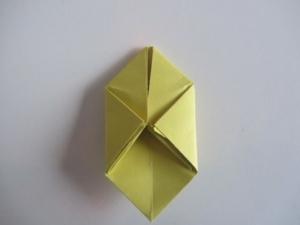 origami waterballon vouwen 19