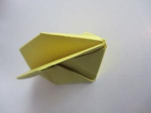 origami waterballon vouwen 21