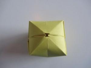origami waterballon vouwen 24