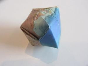origami waterballon vouwen 29