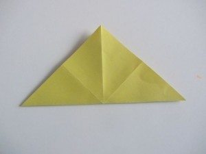 origami waterballon vouwen 3