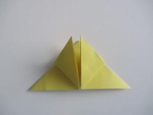 origami waterballon vouwen 7