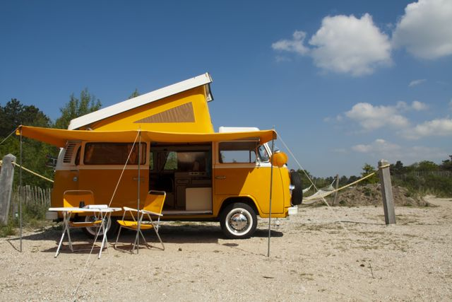 Camping Bakkum VW