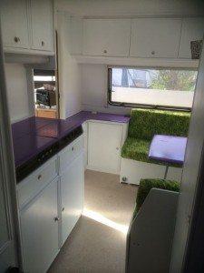 Caravan makeover