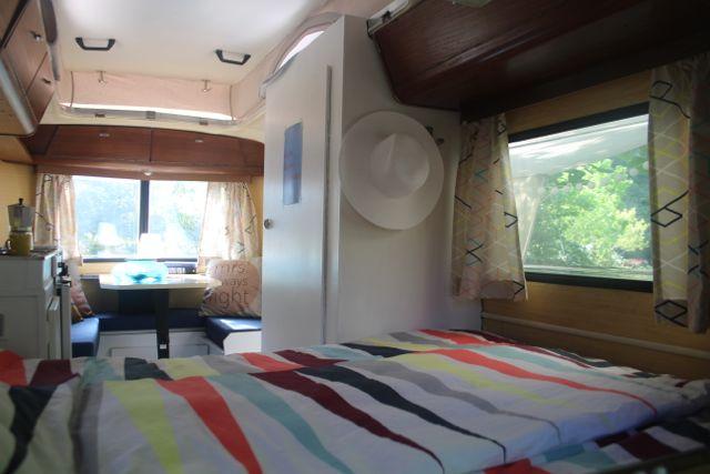 Gordijntje maken in vijf stappen - Caravanity | happy campers lifestyle