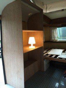 kast bouwen caravan 3