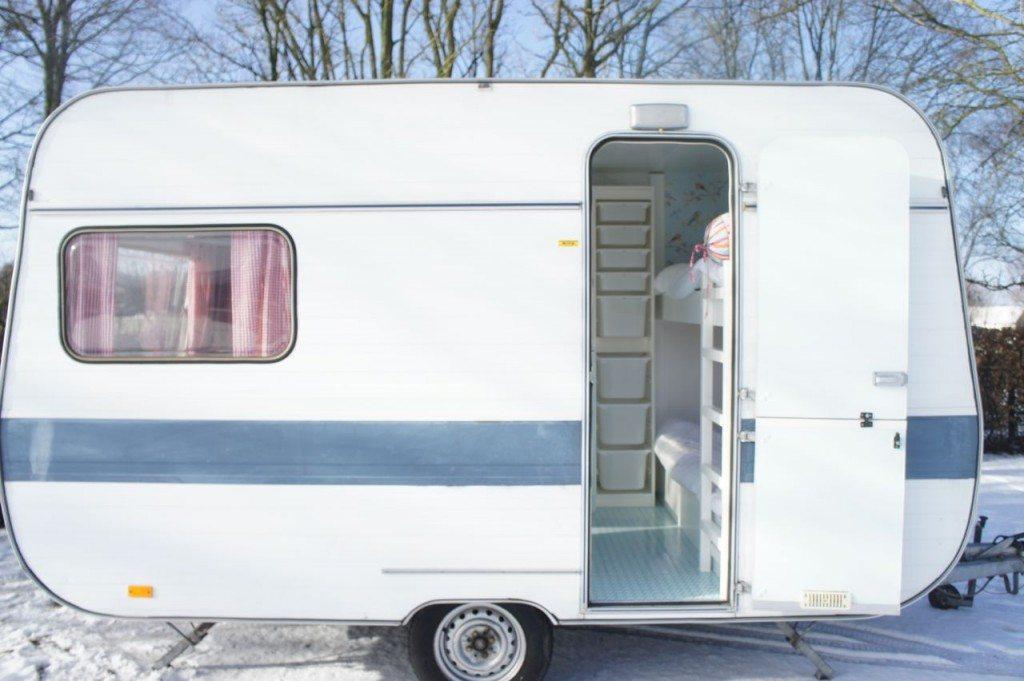 Kip caravan