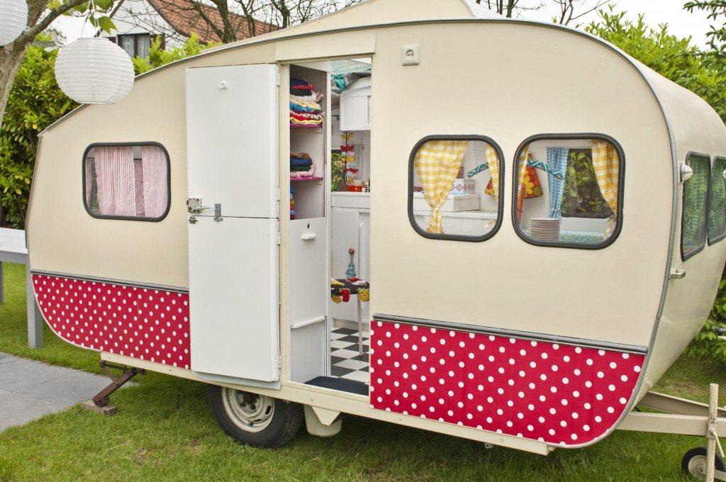 De caravan als fotostudio caravanity happy campers lifestyle - Caravan ingericht ...