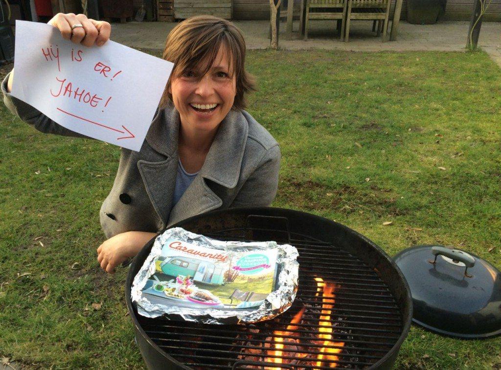 Het Caravanity Camping Kookboek