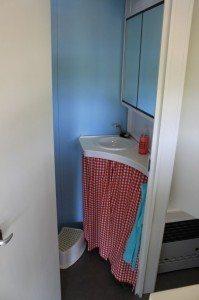 Kip caravan badkamer| caravanity