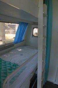 Kip caravan stapelbed | caravanity