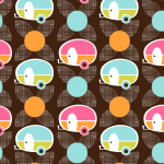 Patroon fris | caravanity