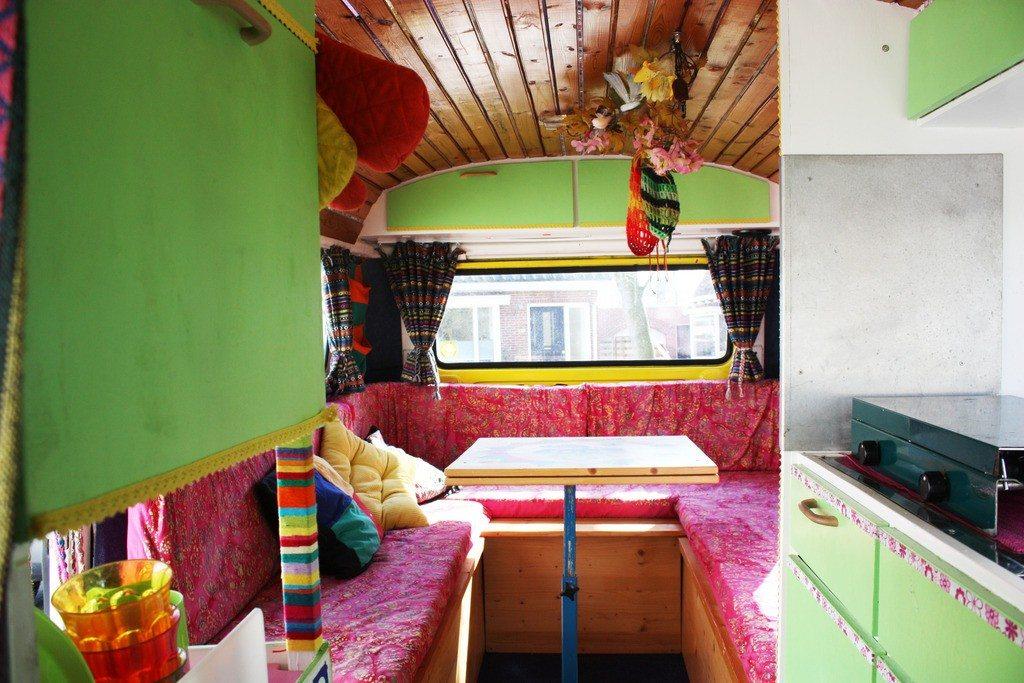 Hippie camper 8 | caravanity