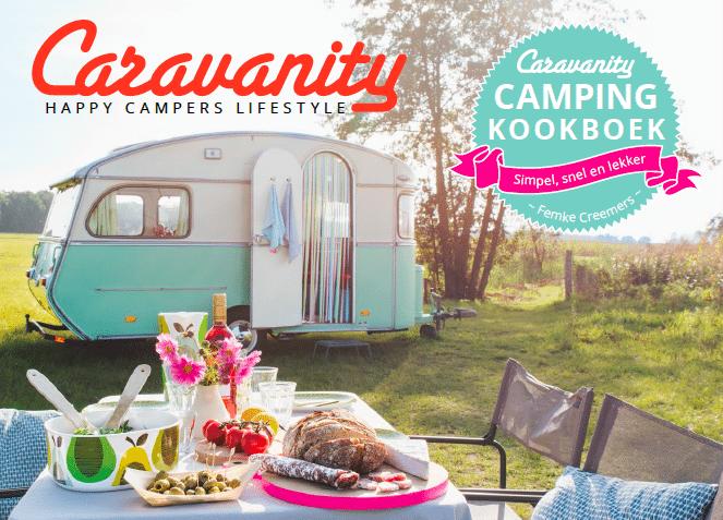 Het caravanity camping kookboek caravanity happy for Kookboek lekker en simpel