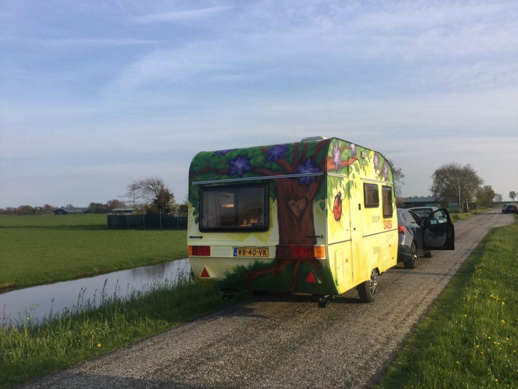 Caravan spuiten | Caravanity 3