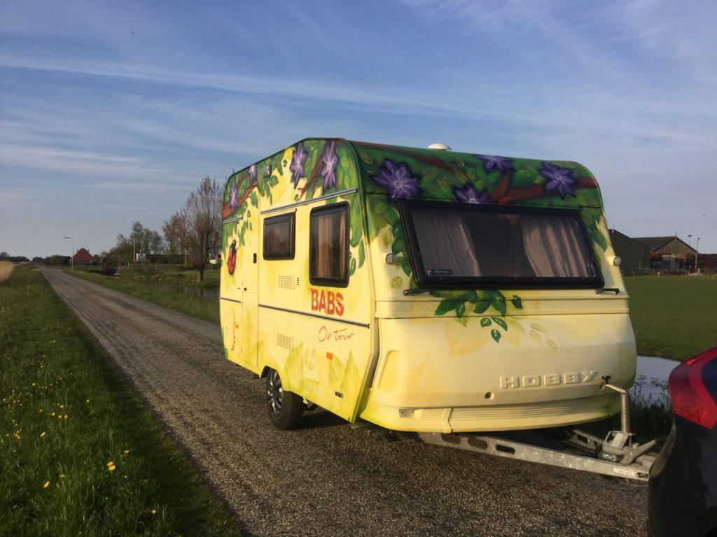 Caravan spuiten | Caravanity 4