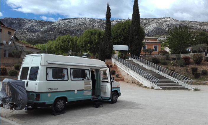 Camper gepimpt | Caravanity