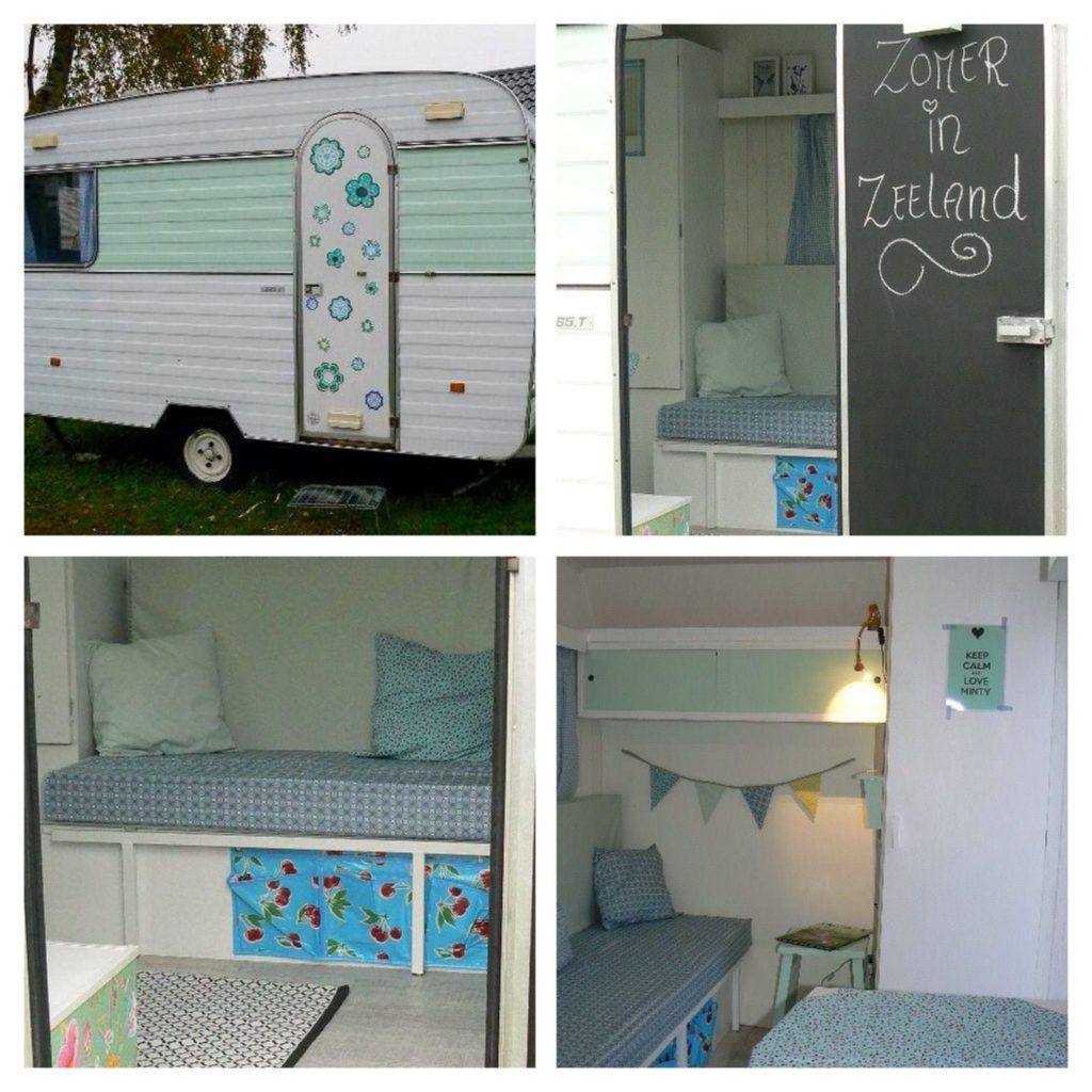 Minty Caravan Pastel | Caravanity