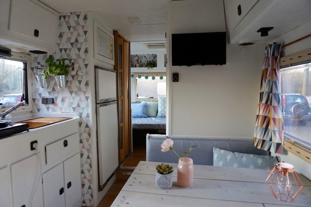Camper | Tiny house | grafisch | Caravanity 5