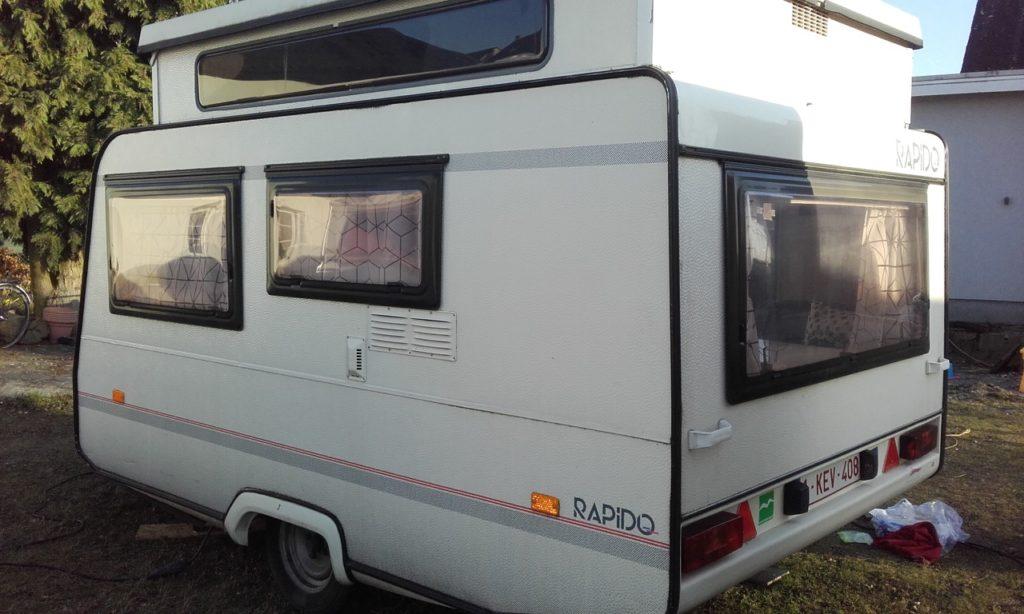 Rapido caravan | Caravanity
