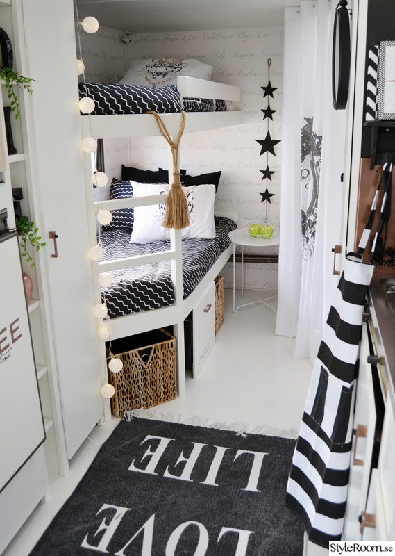 Zwart Met Wit Caravanity Happy Campers Lifestyle