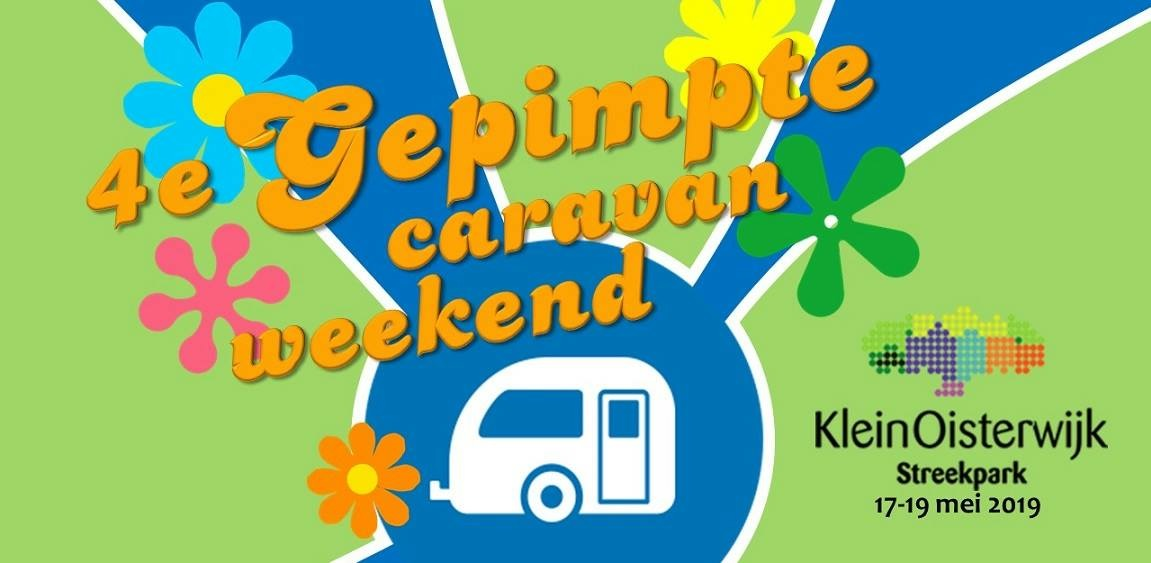 Gepimpte Caravan Weekend